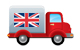 Free UK delivery truck