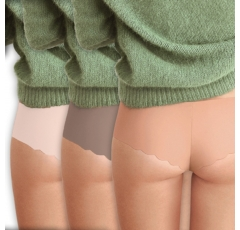 Nude Perfection Hipster (3 pack)