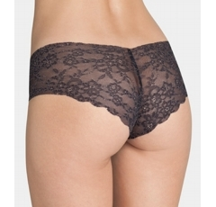 Invisible Light Lace Hipster