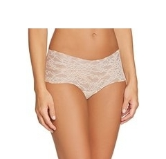 Invisible Light Lace Short